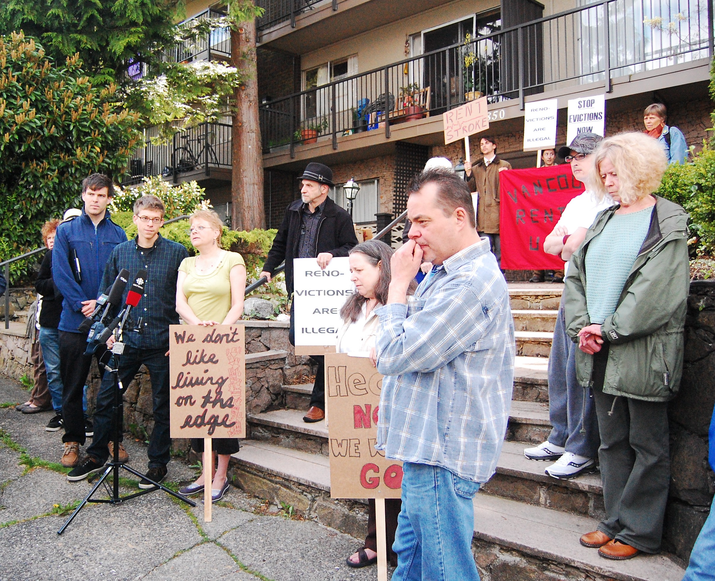 Slumlords throw weight behind Vision Vancouver re-election