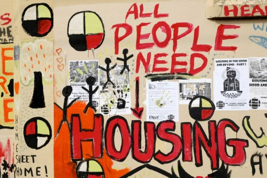 All people need housing