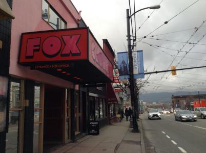 Fox Cabaret at Main and 7th
