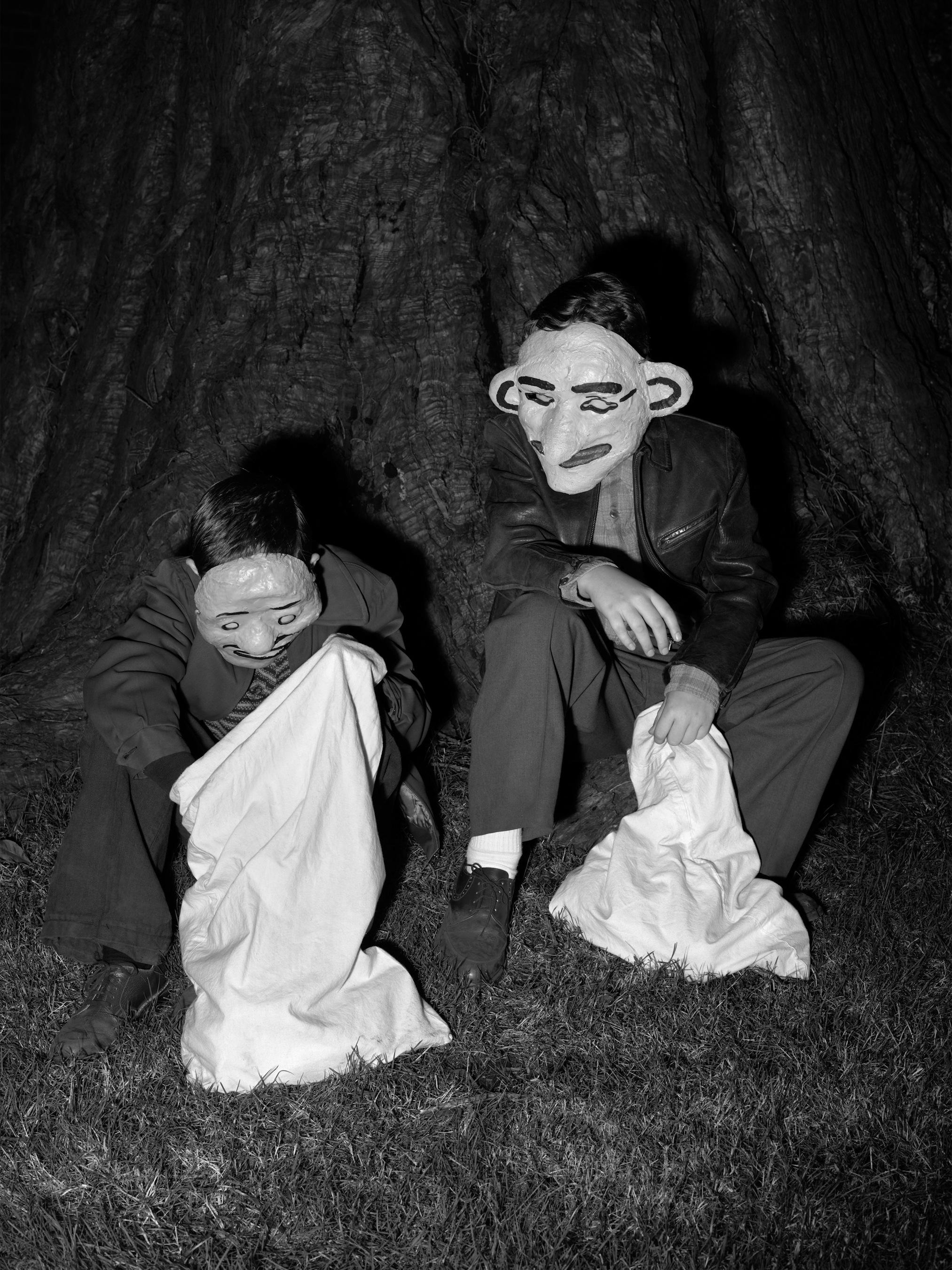 Stan Douglas, Trick or Treat, 1945, (2010)