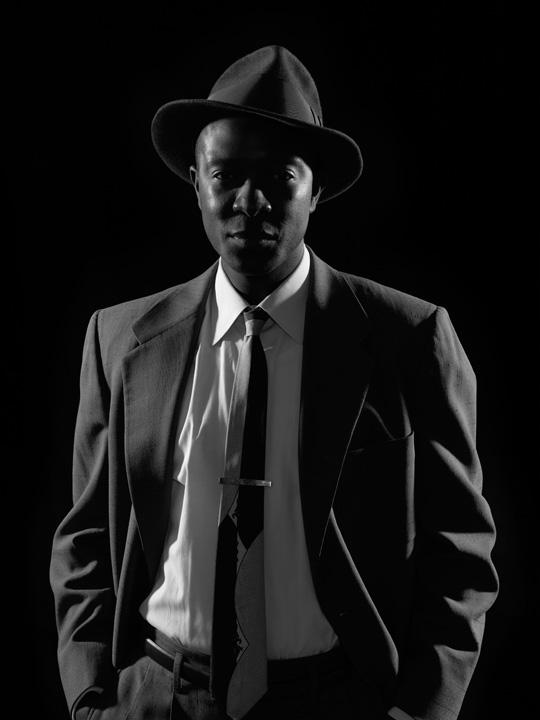 Stan Douglas, Malabar People: Musician, 1951, (2010)