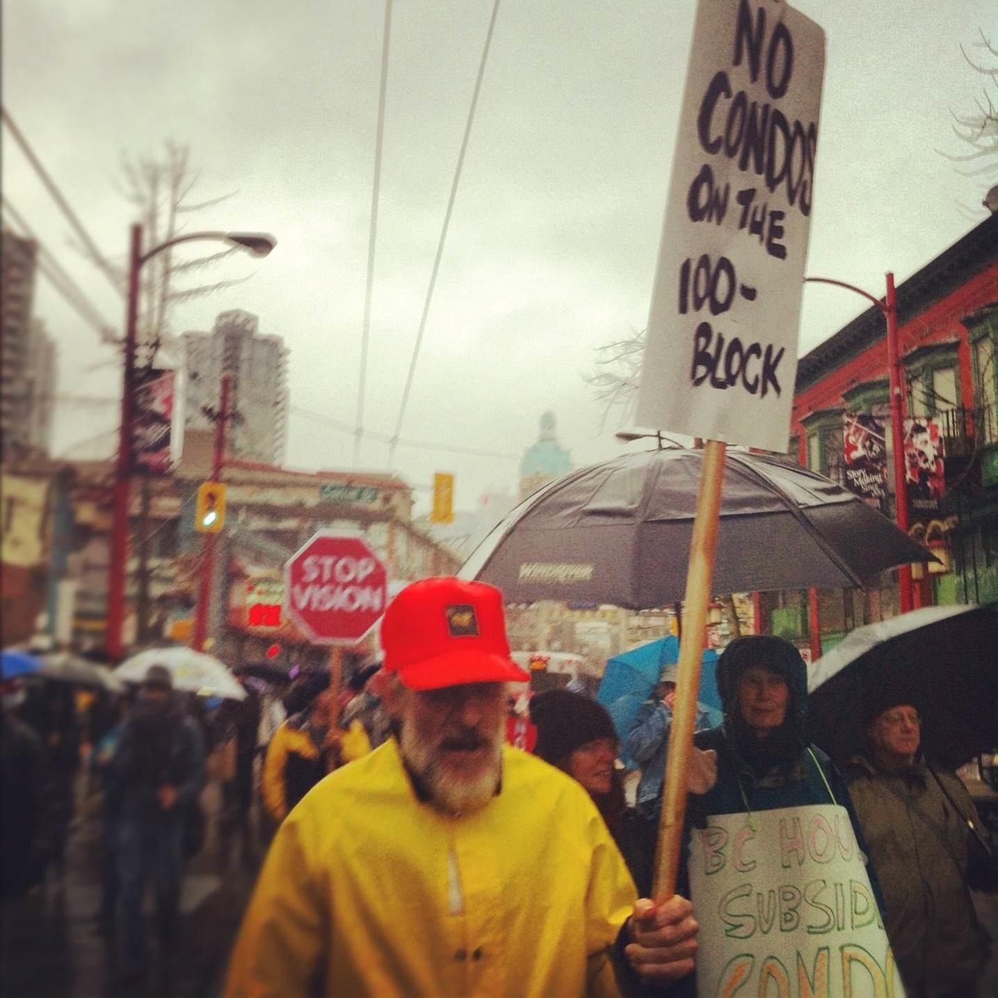 Dec 11 - BCHousing_Sequel protest - photo 1