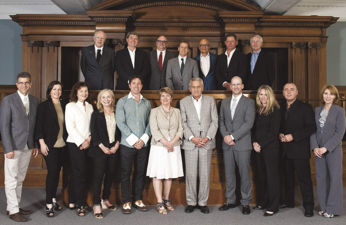 VAG Board of Governors (c. 2012)