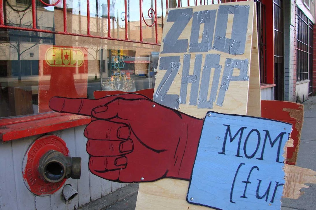 Zoo Zhop - Image courtesy of Scamcouver