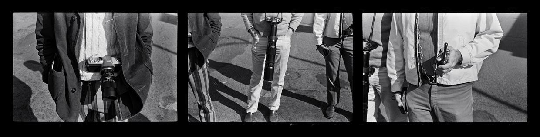 Allan Sekula, Red Squad 20th January 1973, (1973)