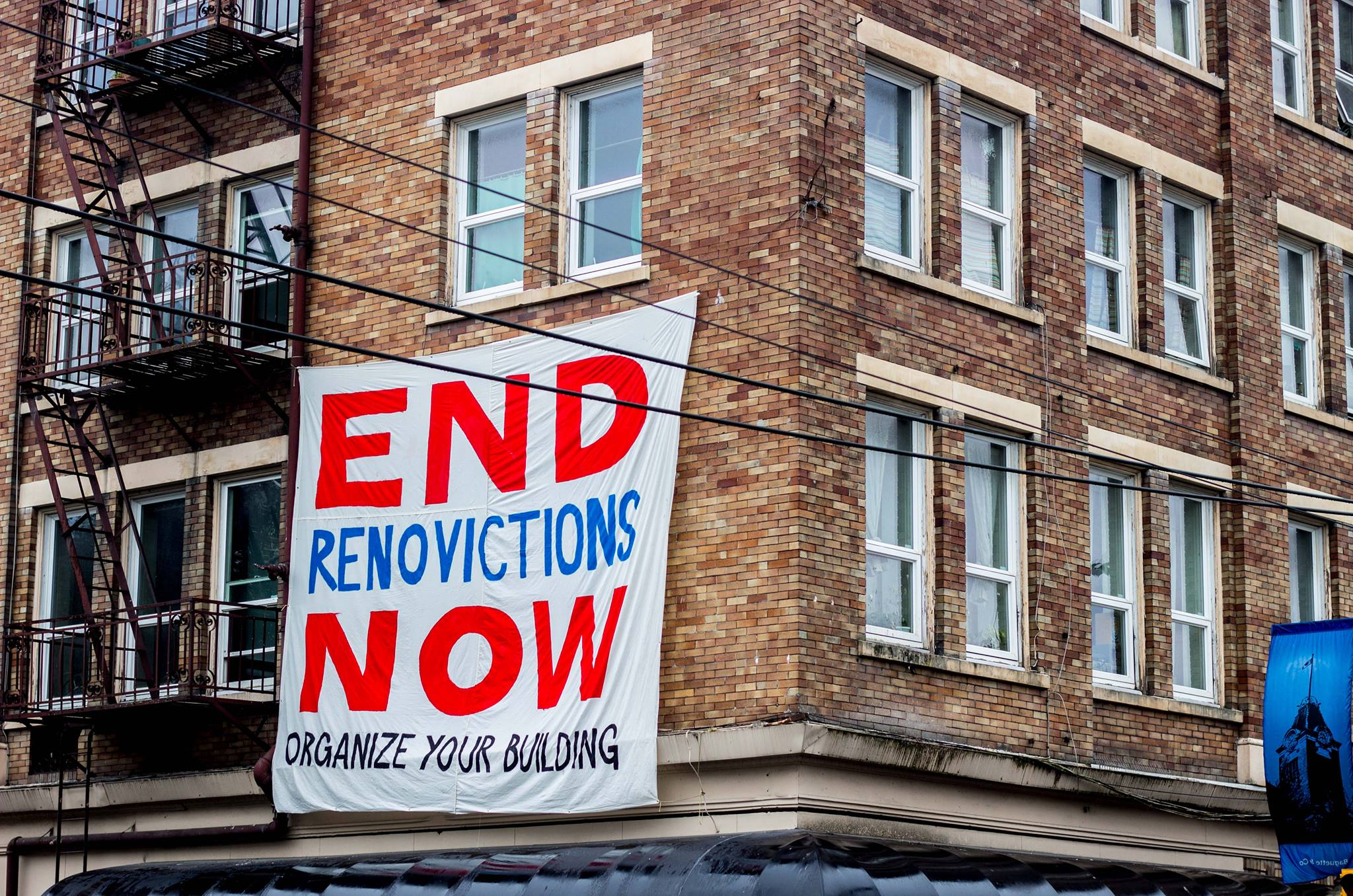end renovictions now