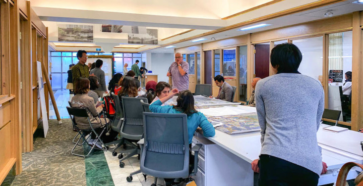 """The Chinatown Transformation Team is based in Chinatown House, a new coworking space on Pender St. While billed as a """"community initiative"""", the space mostly consists of technology, design, and nonprofit professionals. (DailyHive)"""